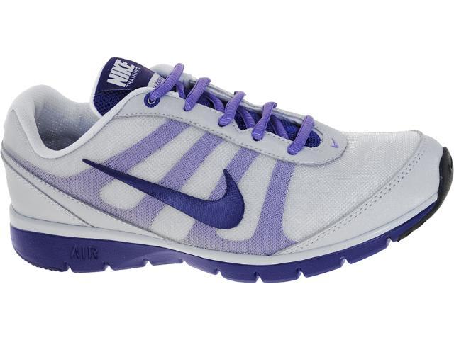 Tênis Feminino Nike 488111-001 Air Total Core tr Cinza/roxo