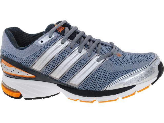 Tênis Masculino Adidas G61224 Resp Cush 21m Chumbo/bco/laranja