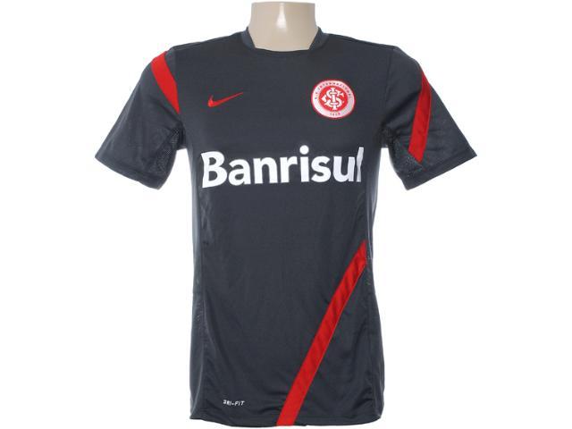 Camisa Masculina Inter 531115-061 Chumbo/vermelho