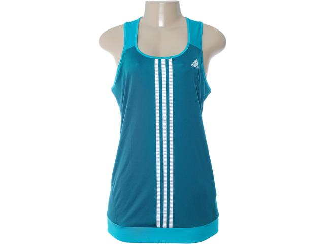 Regata Feminina Adidas W51956 Verde