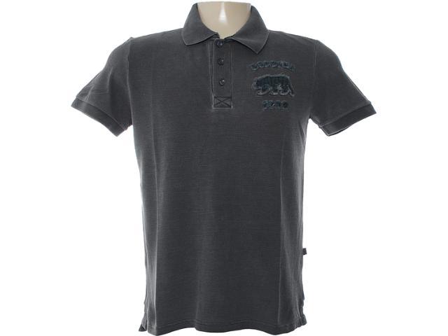Camisa Masculina Dopping 015462502 Grafite