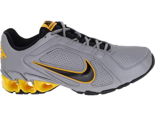 Tênis Masculino Nike 487979-070 Impax Atlas 3 sl Cinza/amarelo