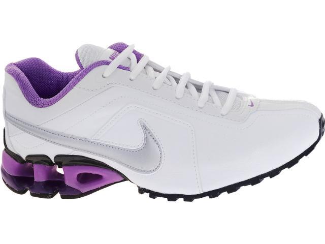 Tênis Feminino Nike 512767-101 Impax Emirro ii sl Embbranco/lilas