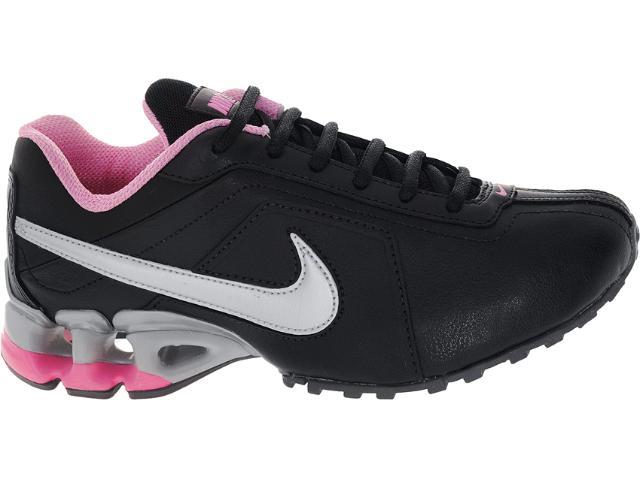 Tênis Feminino Nike 512767-003 Impax Emirro ii sl Emb Preto/rosa