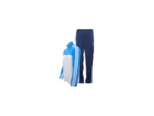 Abrigo Masculino Adidas X22780 Marinho/cinza/azul