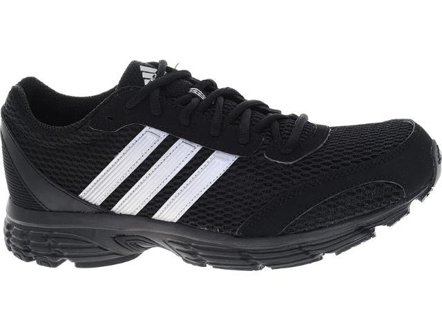 Tênis Masculino Adidas G61541 Vanquish 6m Preto/prata