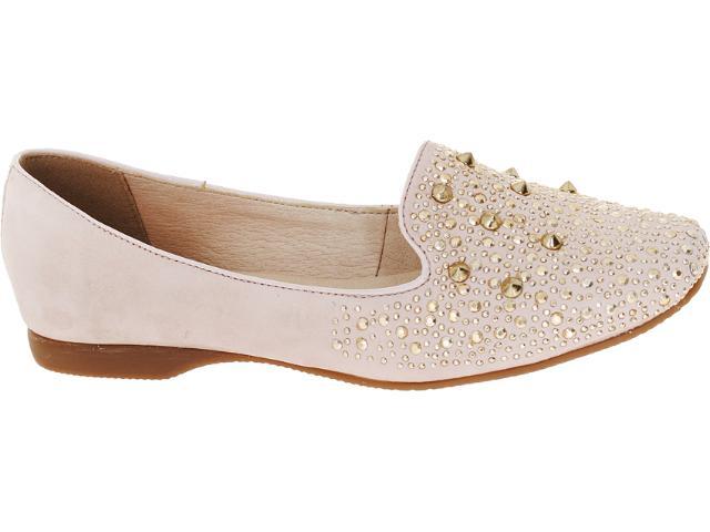 Sapato Feminino Bottero 175301 Rosa Pastel