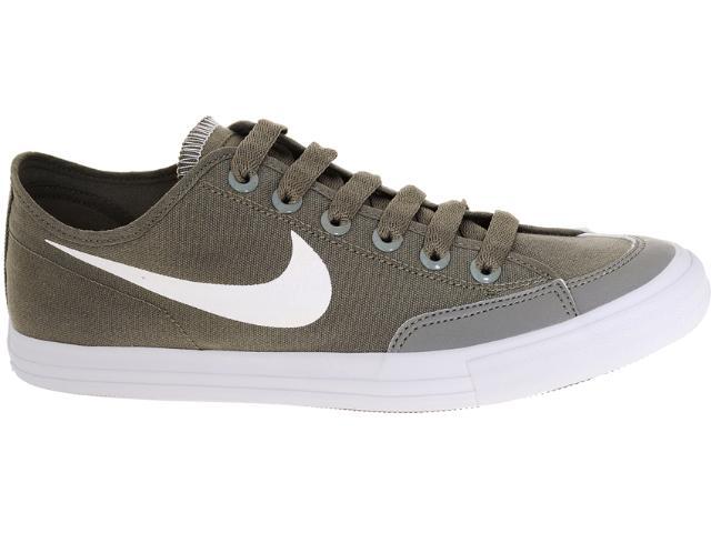 Tênis Masculino Nike 474141-302 go Low Cnvs br Musgo