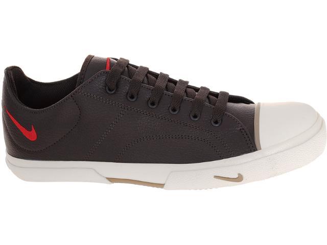Tênis Masculino Nike 432879-204 Biscuit sl br Emb Marrom