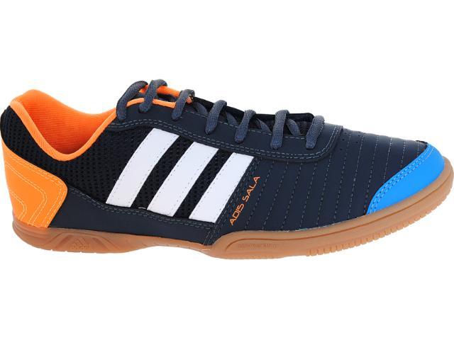 Tênis Masculino Adidas G57055 Adi5 Sala Lam Marinho/bco/laranja/azul