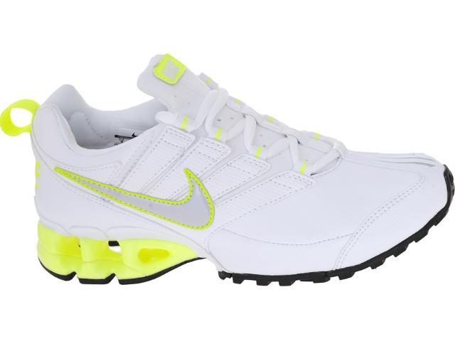 Tênis Feminino Nike 442472-106 Impax Contain sl Branco/limão