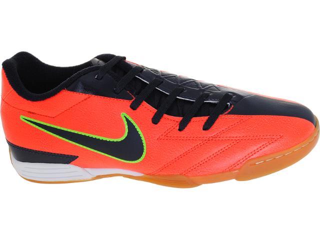 Tênis Masculino Nike 474136-601 t Laranja/otal 90 Exacto iv Icmarinho