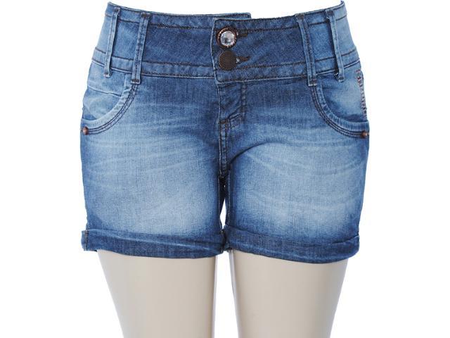 Short Feminino Oppnus 495 Jeans