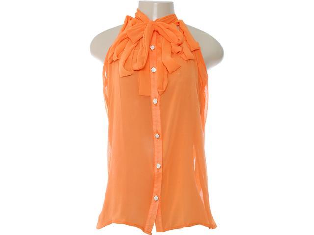 Blusa Feminina Dopping 011802503 Laranja