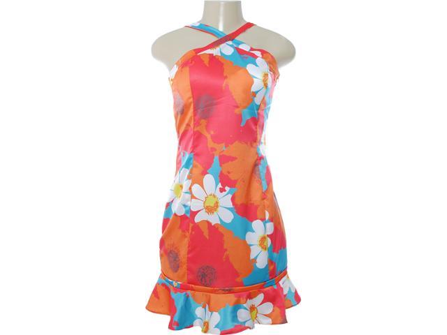 Vestido Feminino Dopping 018002517 Floral
