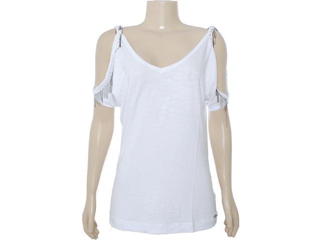 Blusa Feminina Lado Avesso 80409 Branco