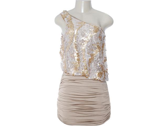 Vestido Feminino Lado Avesso 80515 Champanhe