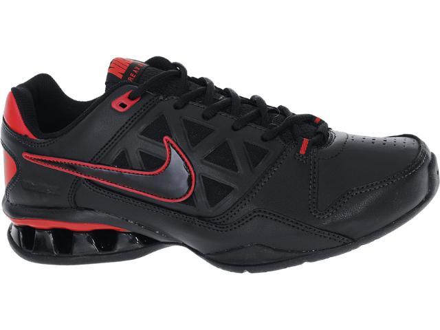Tênis Masculino Nike 502828-006 Reax 6 tr br Emb Preto/vermelho