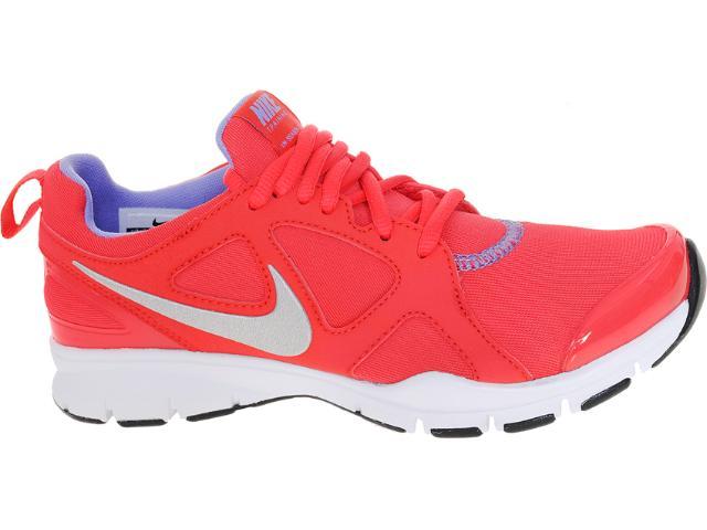 Tênis Feminino Nike 525737-601 In-season tr 2 Vermleho/branco/lilas