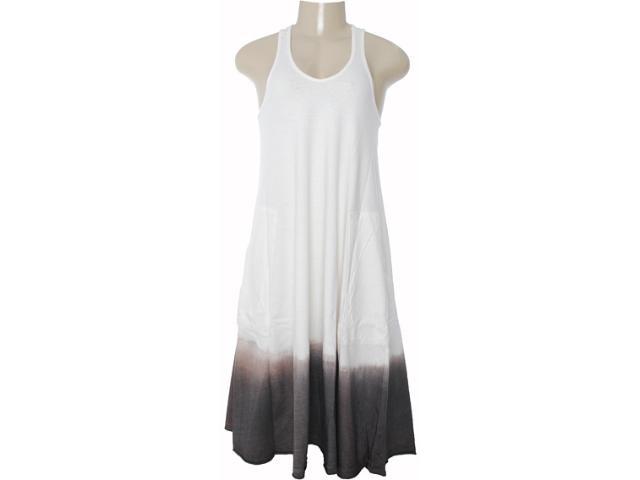 Vestido Feminino Cia Maritima 16721 Branco
