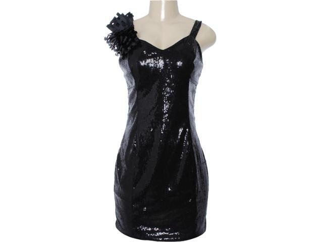 Vestido Feminino Dopping 018002551 Preto