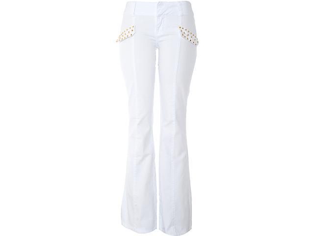 Calça Feminina Lado Avesso 80325 Branco