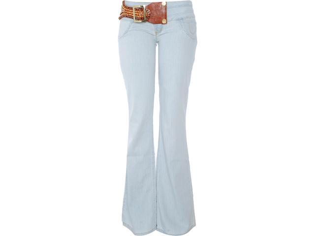 Calça Feminina Lado Avesso 80139 Jeans
