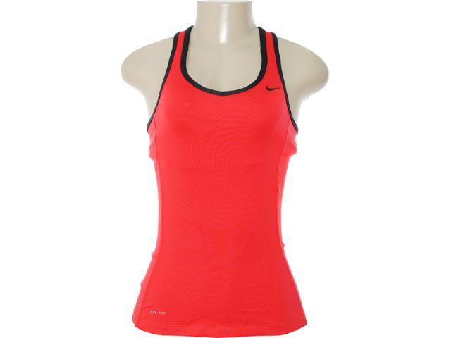 Regata Feminina Nike 449978-635 Tomate/chumbo