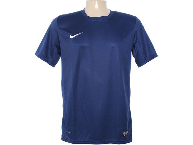 Camiseta Masculina Nike 448209-410 Park v Marinho
