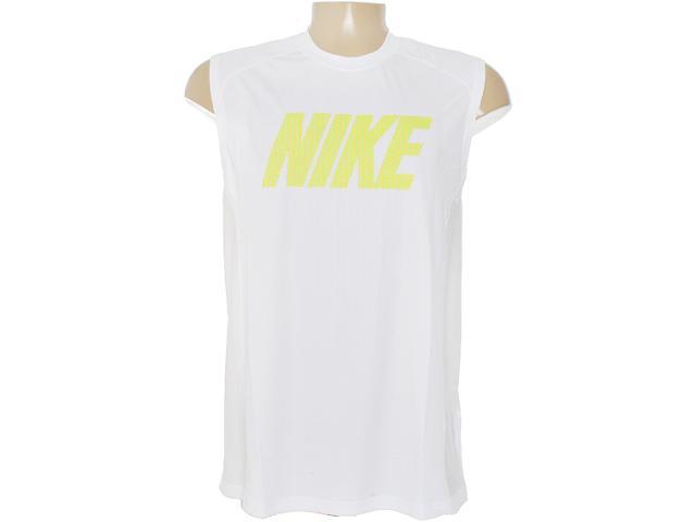 Regata Masculina Nike 510601-100 Branco