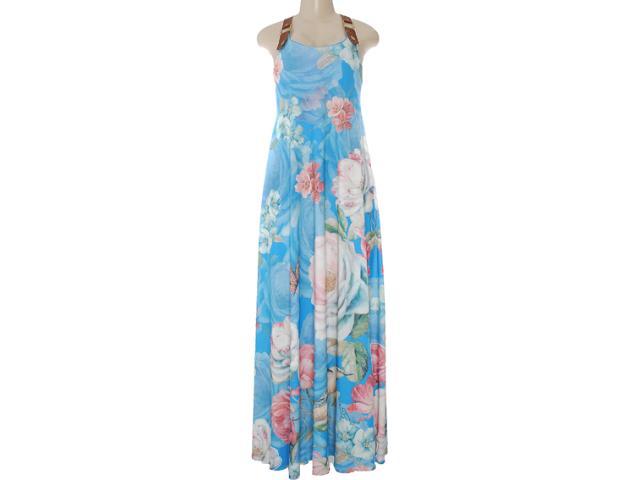 Vestido Feminino Intuição 112215 Azul