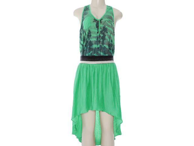 Vestido Feminino Moikana 8053 Verde