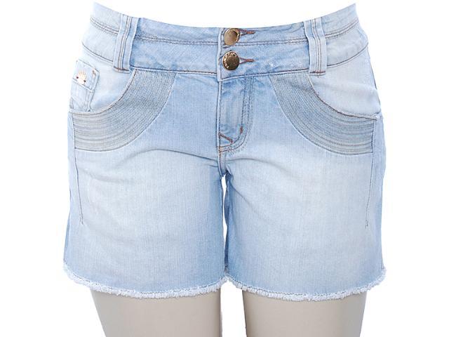 Short Feminino Lado Avesso 80387 Jeans