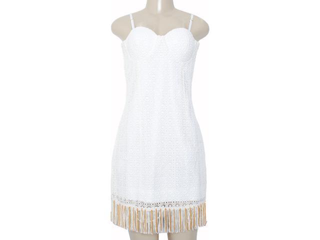 Vestido Feminino Lado Avesso 80543 Off Branco