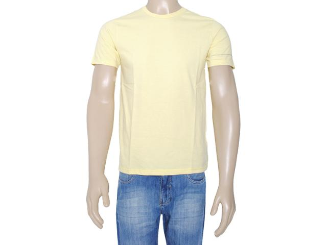 Camiseta Masculina Dzarm 6blp Yte10 Amarelo