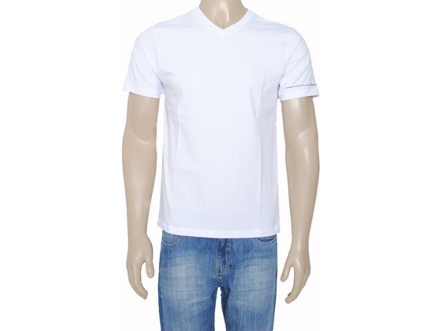 Camiseta Masculina Dzarm 6blm Noa10 Branco