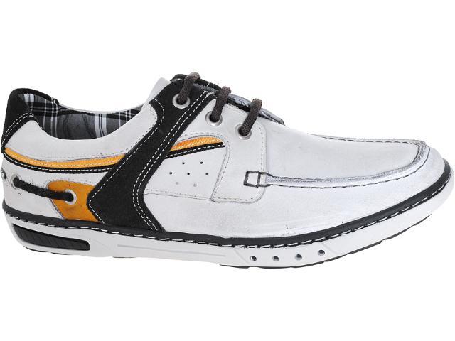 Sapato Masculino Pegada 12102-3 Giz