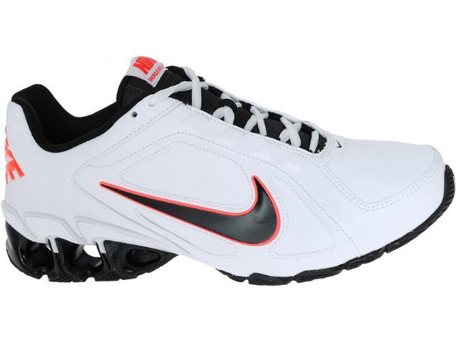 Tênis Masculino Nike 487979-100 Impax Atlas 3 sl Branco/preto