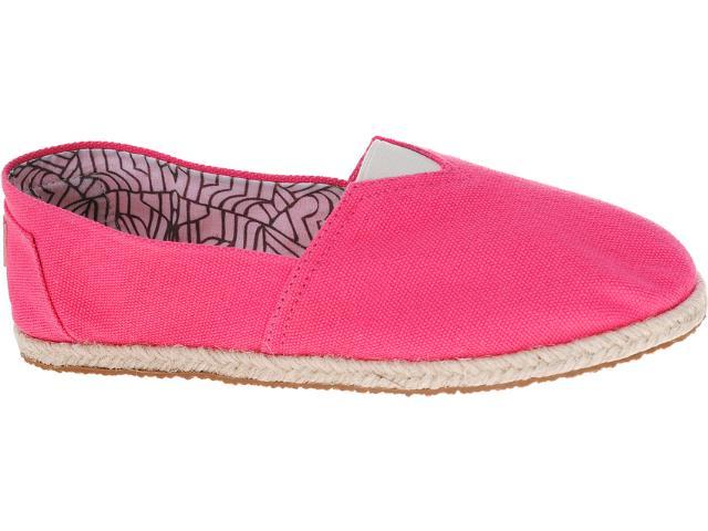 Alpargatas Feminina Aragana S13alpbf06 Pink