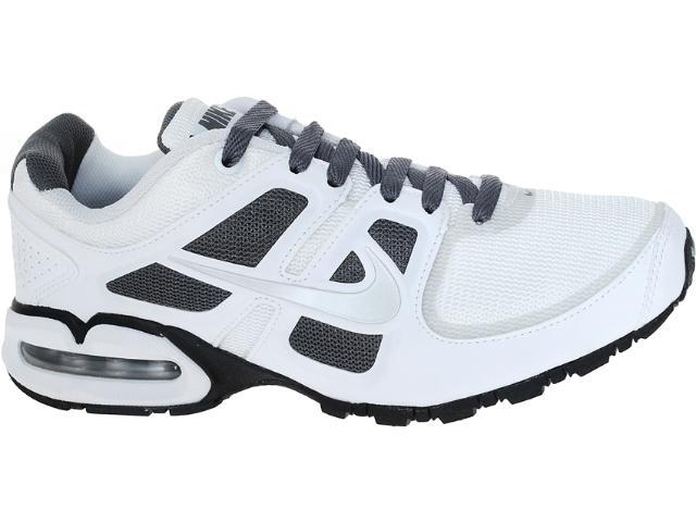 Tênis Masculino Nike 512766-102 Air Max Lte ii Branco/chumbo