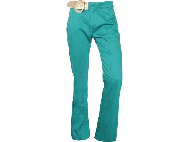 Calça Feminina Lado Avesso 80575 Verde