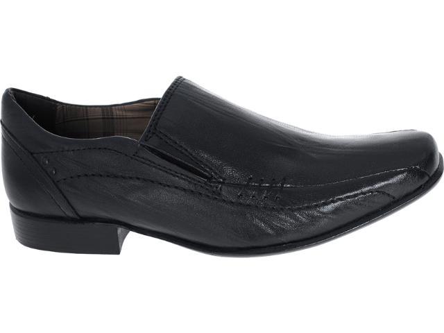 Sapato Masculino Pegada 21408-5  Preto