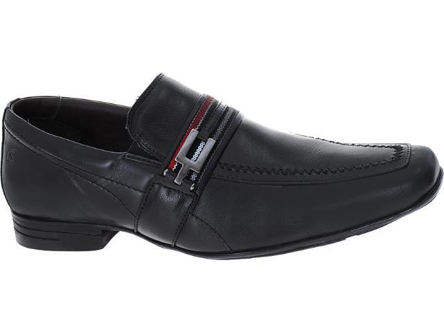 Sapato Masculino Sollu 12400 Preto