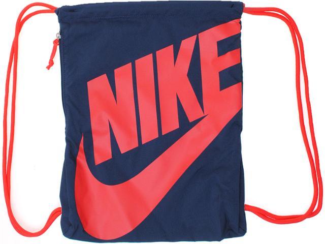 Bolsa Masculina Nike Ba3329-446 Marinho/vermelho