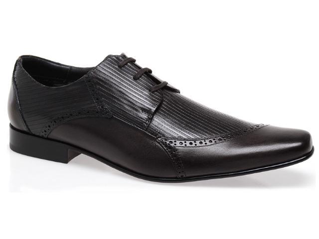 Sapato Masculino Ferracini 3739 Café