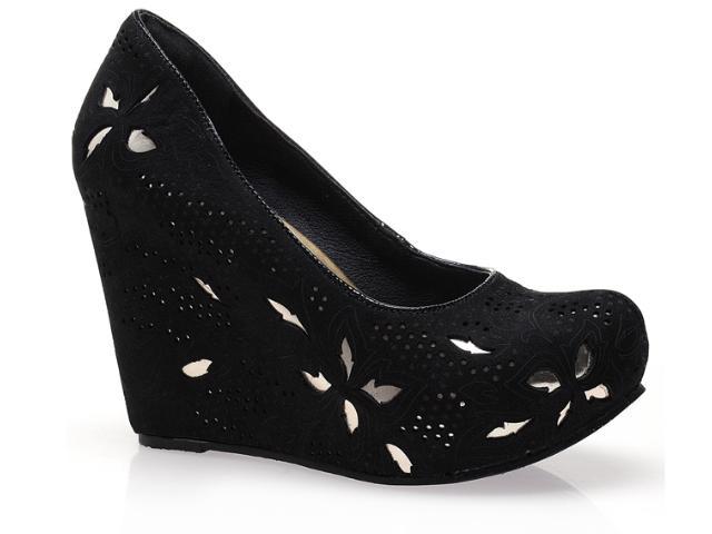 Sapato Feminino Tanara 3781 Preto