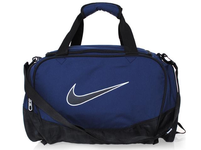 Bolsa Masculina Nike Ba3234-472 Marinho/preto