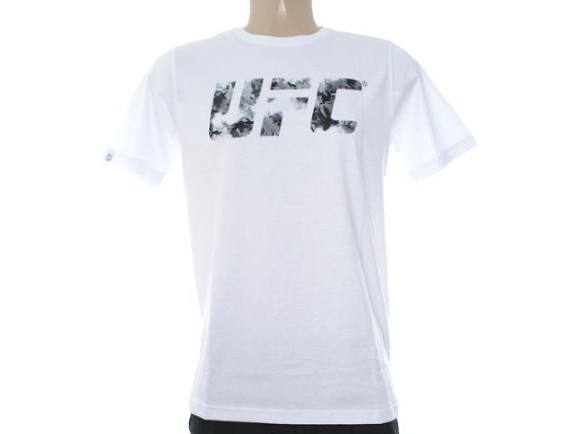 Camiseta Masculina Ufc Ufv13tsh001 Branco