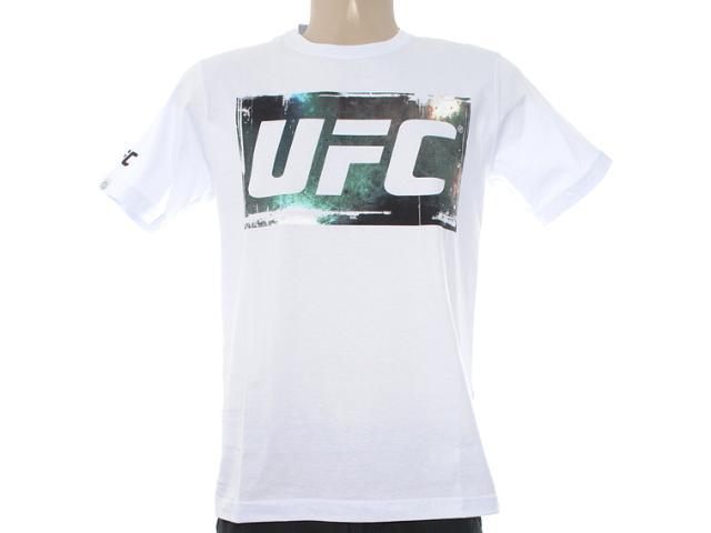Camiseta Masculina Ufc Ufv13tsh005 Branco