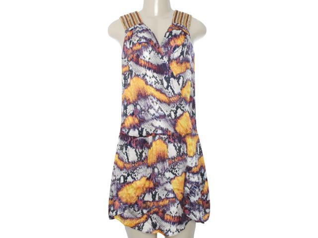 Vestido Feminino Lado Avesso 80533 Estampado